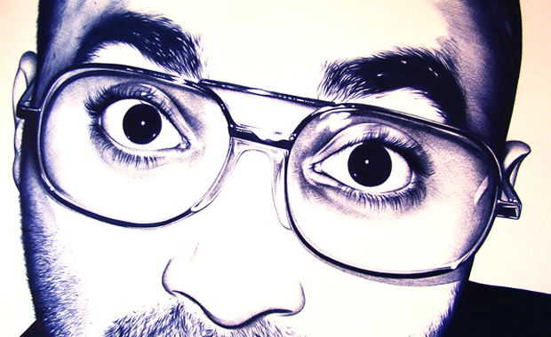 Pen Ballpoint Blue Blue Ballpoint Drawing